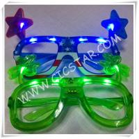 China Light Up Glasses with CE and RoHS certificate and sample is available for free on sale