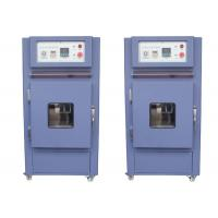 Buy cheap Electric Battery Testing Machine Steel Plates Upper And Lower Impact Surfaces product