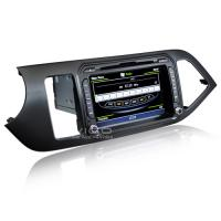 Buy cheap Multimedia Kia Sat Nav With Usb And Tv For Picanto Morning product