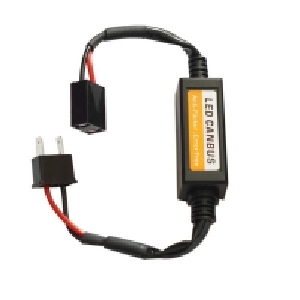 Buy cheap Anti Flicker Adapter Error Free 1 2Pc H7 LED Headlight Decoder product