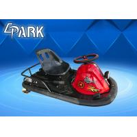 Buy cheap Kids / Adult Bumper Car Drifting Kart With Adjustable Seat Belt product