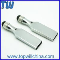 China Stylus Metal Pen Drive Data Storage for Smart Phone and Tablet on sale