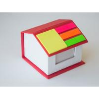 Buy cheap House shape box with memo and sticky note product