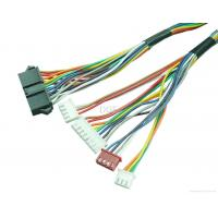 Universal Automobile Wiring Harness : Pvc insulated custom wiring harness universal car stereo