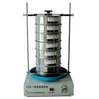 China High Frequency 200/300mm Mechanical Sieve Shaker Machine For Aggregate wholesale