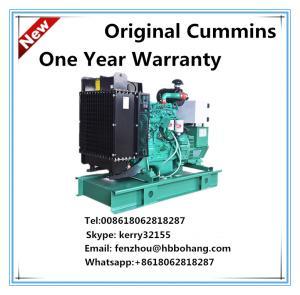 Buy cheap 25KVA/20KW Cumminsのディーゼル発電機セット product
