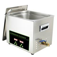 Buy cheap Surgical Instrument Heating Ultrasonic Medical Instrument Cleaner Stainless Steel 304 product