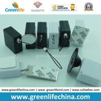Store Display Security Mini Square Tether Box W/Different Ends