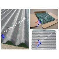 Buy cheap PMD Completely Replacement Shaker Screen , Oil Vibrating Sieving Mesh product
