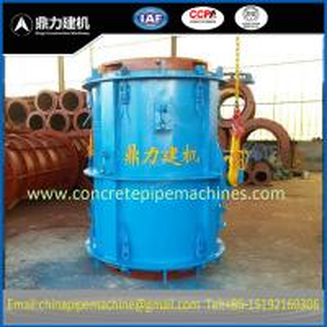 Buy cheap precast concrete manhole mold machine product
