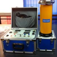 China ZGF Series DC High Voltage Test Set for SurgeArresters Testing on sale