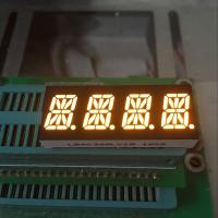 Buy cheap Stable Performance 16 Segment Led Display Common Cathode For Instrument Panel product