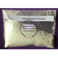Buy cheap Bodybuilding Testosterone Anabolic Steroid Raw Powder Testosterone Acetate Cycle Test A Steroids product