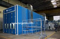 Buy cheap truck spray booth /Big bus spray painting booth /auto baking oven  TG-15-50 product