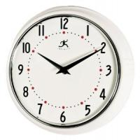 Buy cheap ET8812K Metal hand painted finish wall clock product