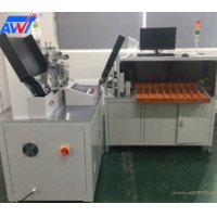 Buy cheap 32650 Battery Internal Resistance Tester Insulation Paper Sticking And Sorting Machine product