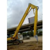 China OEM Excavator Shear Attachment , Rock Breaker Attachments PC400 22meter High on sale