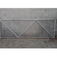 N Stay Farm Gate Fence 33.4 X 1.5mm Size For Heavy Rural Applications