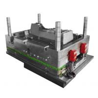 Buy cheap Grain Surface CNC Plastic Hot Runner Injection Molding Long Lifespan product