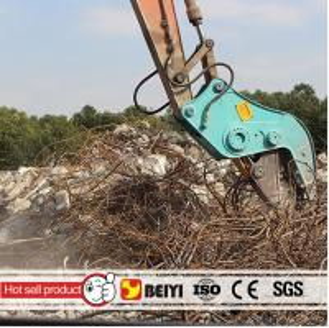 China Latest patent Hydraulic conrete pulverizer Excavator hydraulic pulverizer Hydraulic Jaw Pulverizer and hydraulic pulveri on sale
