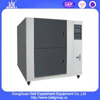 Buy cheap Stainless Steel Thermal Shock Testing Machine Chamber Three Zone Manufacturer BTS 250 product