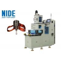 Buy cheap Automatic coil winding machine for 2 pole 4 pole and 6 poles stator product