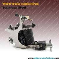 Buy cheap Stainless steel tattoo machine product