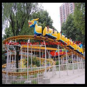 Buy cheap Amusement park games roller coaster ride amusement manufacturer sliding dragon product