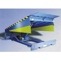 Buy cheap OEM Warehouse Loading Dock Leveler 10000 Kg Load With 400mm Lip Width product