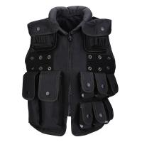 Buy cheap Kid/Children Nylon Tactical Vest 600D Outdoor Kids/Children Waistcoat Cs Field Combat Training Military Army Tactical product