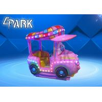 Buy cheap Big Bus 3 Players Indoor Coin Operated Kiddy Rides CE Certificate 250W rocking car product