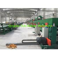 China energy saving EPDM and NBR / PVC foam insulation production line with knowhow wholesale