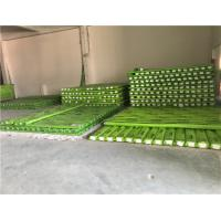 Buy cheap Reinforced PPR Fiberglass Composite Pipe Green Color With Hot Melting Connection product