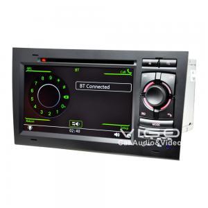 Buy cheap Audi Sat Nav DVD , Car Stereo For Audi A4 S4 GPS Sat Navigation product