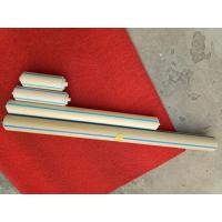 Buy cheap Nylon Conveyor Return Rollers with Diameter 108 mm Corosion Resistance and Light Weight product