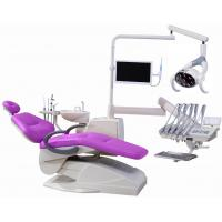 China CE & ISO approval Factory price philippines market quality dental chair unit with Germany water,air tube on sale