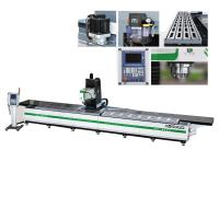 China Automatic Sheet Metal Cutting Machine CNC Router For Aluminum Working CNC Center Machine With Taiwan TBI Ball Screw on sale