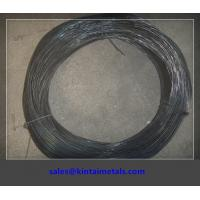 Buy cheap 16G black annealed binding wire in construction product