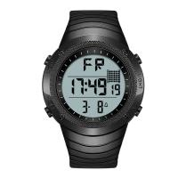 Buy cheap Interchangeable Bezel Silicone Sports Watch , Backlight Lcd Digital Watch product