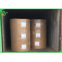 China Natural Kraft Paper Roll 200gsm 230gsm 240gsm 250gsm 300gsm For Cartons / Hand Bags on sale