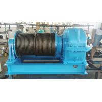 China CE SGS certificated cable pulling winch for cargo trolley handling for sale on sale