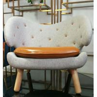 Buy cheap Fiberglass And Foam Solid Wood Legs Pelican Chair For Dining Room from wholesalers