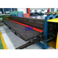Buy cheap Roofing Barrel Corrugated Sheet Metal Roll Forming Machines/Barrel Corrugation Machine from wholesalers