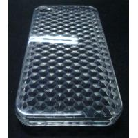 Buy cheap Diamond Veins TPU Cover for iPhone 4 product