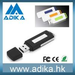 Buy cheap 4GB Digital USB Disk Voice Recorder ADK-DVR008 product