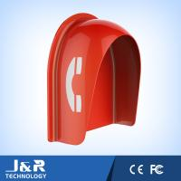 Buy cheap Fiberglass Reinforced Polyester Acoustic Phone Booth Pillar Dust Proof For Streets product