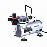 Buy cheap Single Cylinder Piston Compressor, tattoo, hobby and tanning machine product