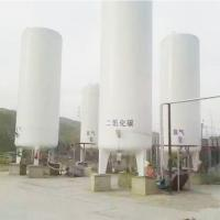 Buy cheap 20m3 Cryogenic industrial CO2 storage tank Liquid CO2 tank price with 10m3 product