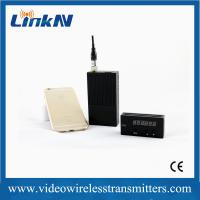 Buy cheap Low Weight Small Size Video HD Wireless Transmitter Device NLOS 1-2 KM from wholesalers