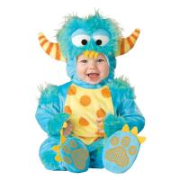 Buy cheap Monster Infant Baby Costumes Baby Bunting Halloween Costumes , Blue product